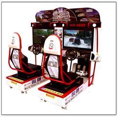 jeu vid o arcade simulateur. Black Bedroom Furniture Sets. Home Design Ideas
